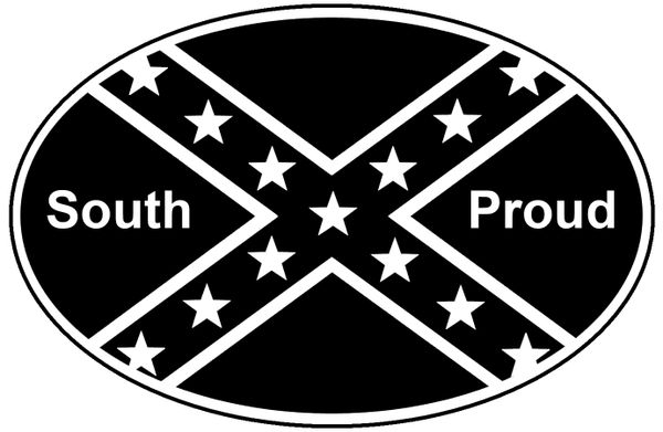 Confederate Flag South Proud