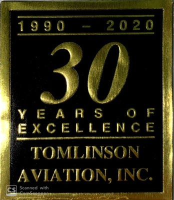 Tomlinson Aviation, Inc