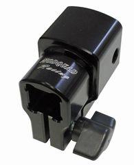 Grab Handle Anti-Rattle Lock / BLACK