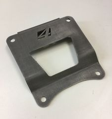 POLARIS RZR XP TURBO RADIUS ROD PLATE 2017-18 (RAW)