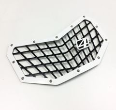 CAN AM X3 GRILL / WHITE & BLACK