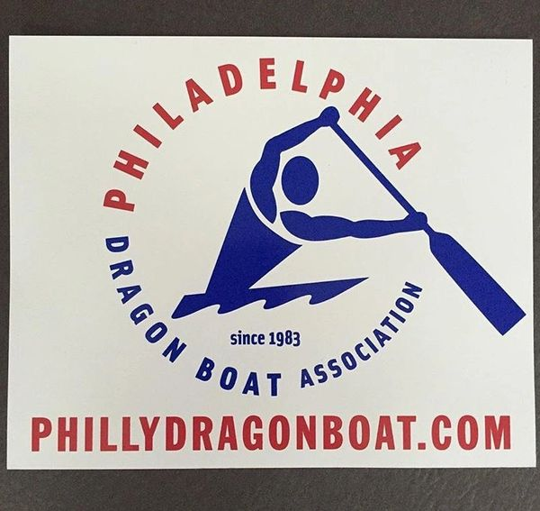 PDBA Sticker