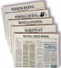 The Wall Street Journal 12-Months Classic Print Subscription