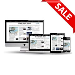 The Wall Street Journal 3 Years Digital Subscription