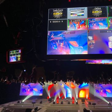 live event multicamera video production