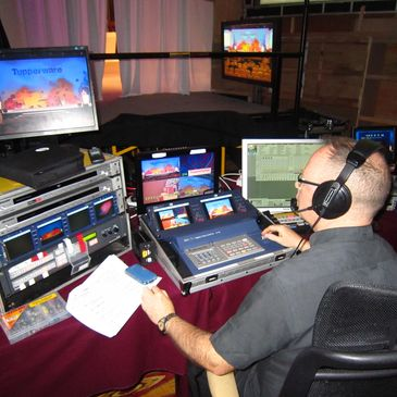 live event multicamera video production video switcher