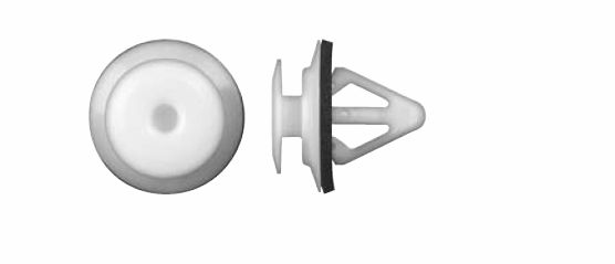 50X Door Trim Panel Clip Retainer For Mazda 3 5 6 Miata Protege G18K-51-SJ3