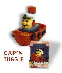 Cap'n Tuggie / Tugboat Bath Toy