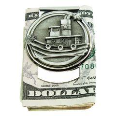 Tugboat Money Clip