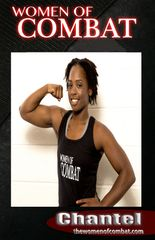 Chantel Coates MMA Fighter