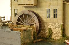 HO Scale Craftsman KIT - Matter's Mill - Re-Relase!!!