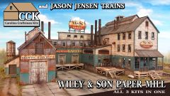 WILEY & SON SERIES UPDATE!!!!