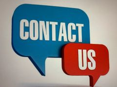 CONTACT US!!!!
