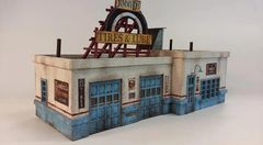 O Scale Jimmyd's Tires & Lube - Shipping approx. 3/20/20