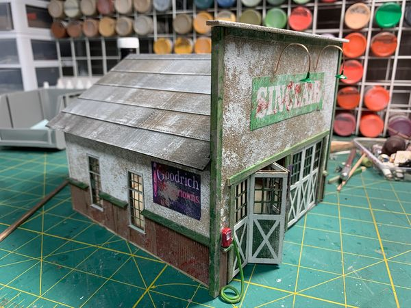 O-On30 Summer Meet 2020 Tribute KIT - 1932 Garage - LIMITED EDITION