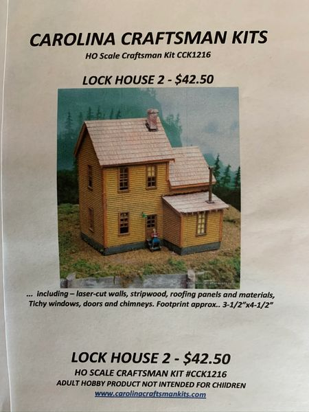 Original C&O Canal Lock House #2 - OOP