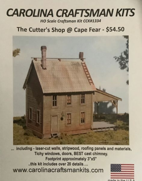The Cutter's Shop @ Cape Fear - OOP