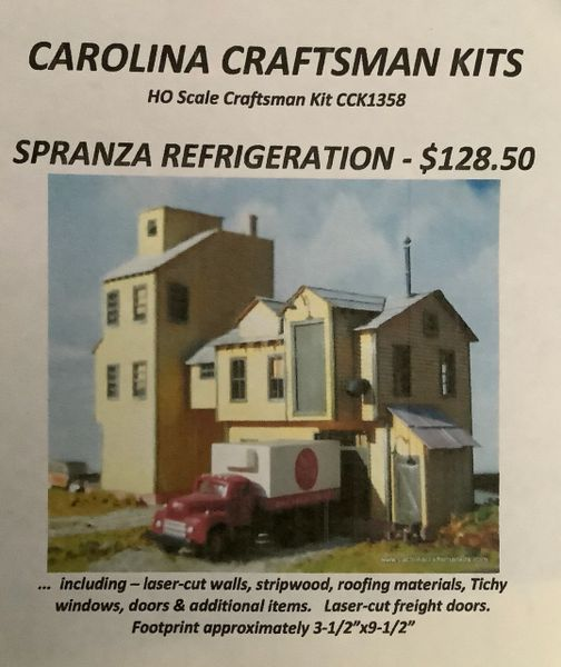 Spranza Refrigeration - Available Again!!!