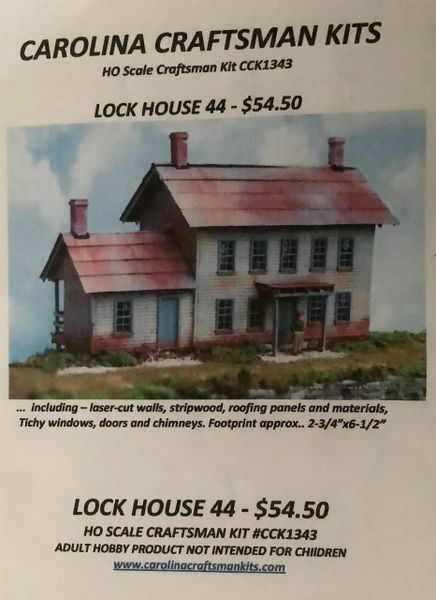 Lock house 44 - OOP
