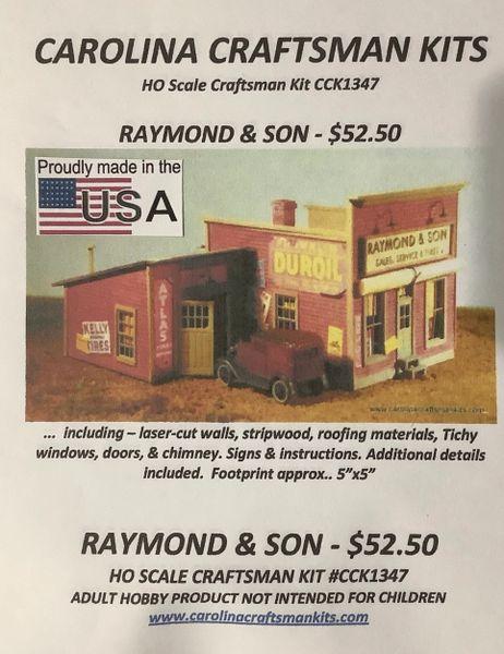 Raymond & Son - OOP