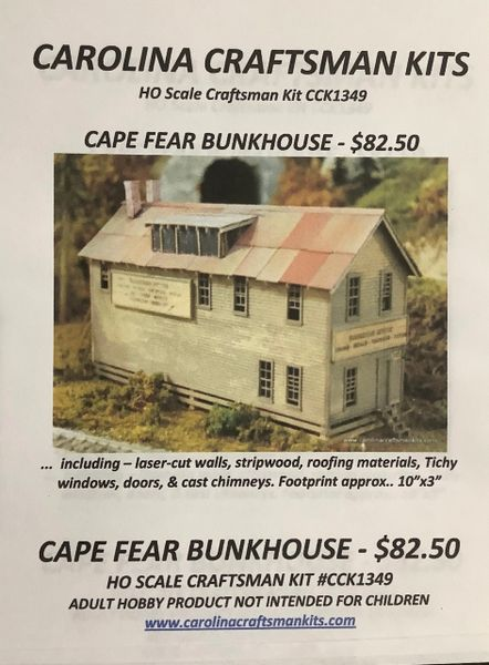 Cape Fear Bunkhouse - OOP