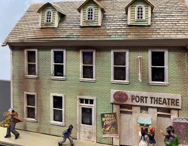 HO Port Theatre - Williamsport MD
