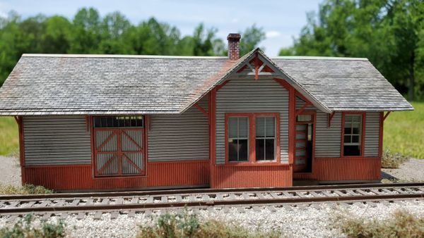 Western Maryland Small Standard Station - Revised Edition