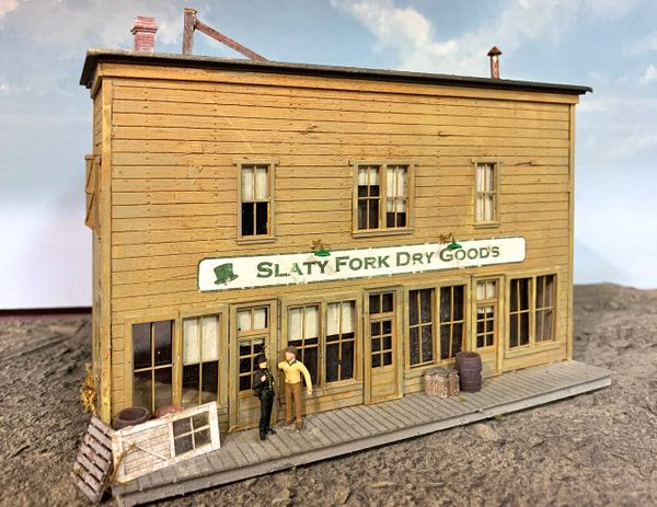 HO Slatyfork Dry Goods - Available Again!!!