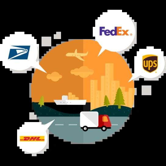 Canada & International Shipping Information - PLEASE READ