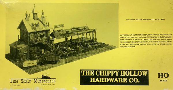 HO FSM Chippy Hollow Hardware Company - GOOD!!!