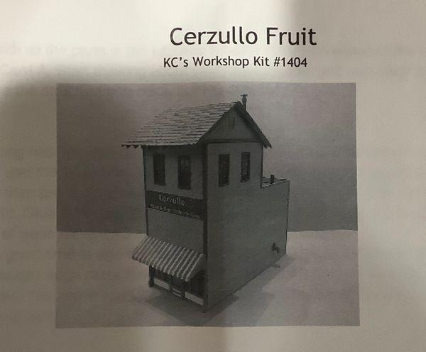 HO KC Workshop Cerzullo Fruits