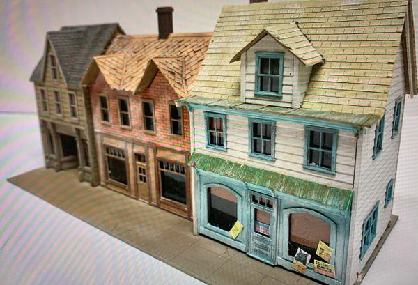 HO Craftsman KIT Fenton Avenue REVISED - Coming soon....
