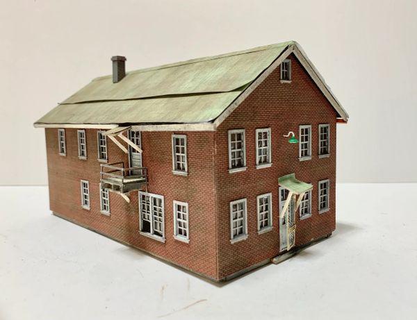 HO scale Rest House @ Laurel Bank