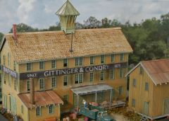 Gittinger & Condry - HO Scale Craftsman KIT -