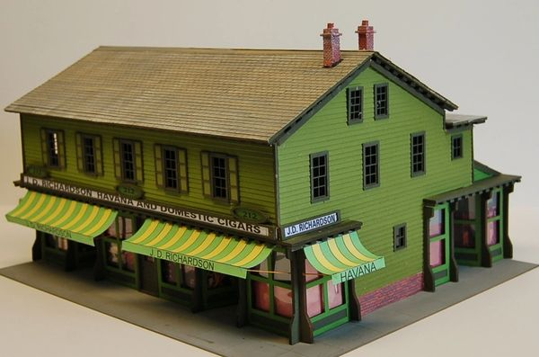 J. D. Richardson - Newport RI - O-On30 Craftsman KIT - Pre-Order Pricing
