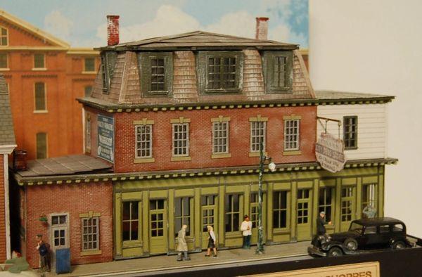 Thames Street Shoppes - Newport RI