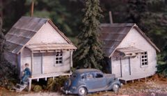 HO Company House - One per package - BACK IN STOCK!!!