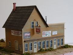 National Mine - HO Scale Craftsman kit