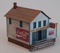 Belville Supply - HO Craftsman Kit