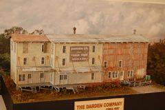 DARDEN COMPANY - Elkins WVa. HO Scale KIT - IN STOCK!!!