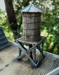 HO Scale Rooftop Water Tank - IN STOCK NOW!!!