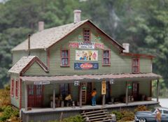 Cranberry Iron & Coal Store & Offices - ET&WNC - NEW RELEASE!!!