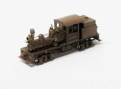 HO NWSL Class A Shay - UNPAINTED 18 Ton