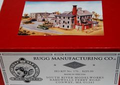 South River Modelworks Rugg Manufacturing - NEW!!