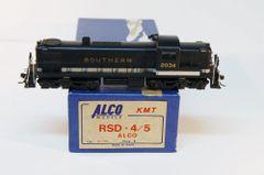 HO Brass ALCO/KMT RSD4/5 Southern - PRO-PAINT