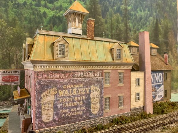 HO Scale Shawyer's Store - Limited Edition Kit - SOLD OUT!!