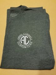 AC t-shirt gray