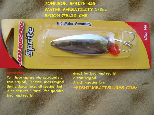 Johnson Sprite Spoon