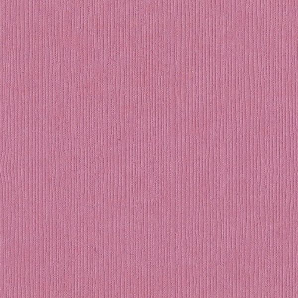 Bazzill Cardstock 12x12 - Fourz - Vintage Pink