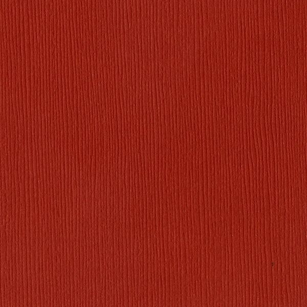 Bazzill Cardstock 12x12 - Fourz - Red Rock